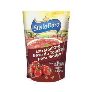 Extrato de Tomate Stella D'oro 140g